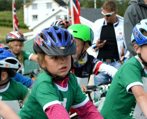 Tour de Andørja for kids