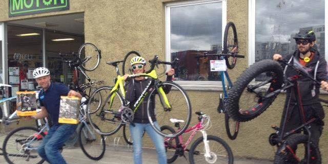 Sykkel og Motor er klare for Tour de Andørja!