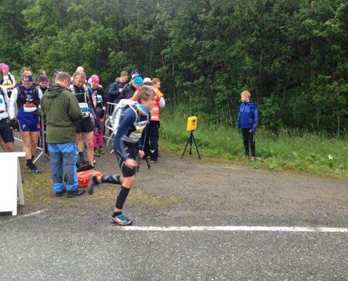 Startområde Årbostadtindløpet by Sparebank1 Nord-Norge 2016